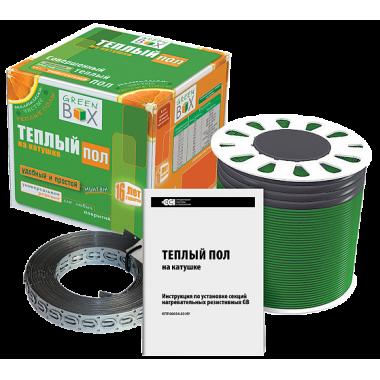 Нагревательный кабель Green Box GB 200