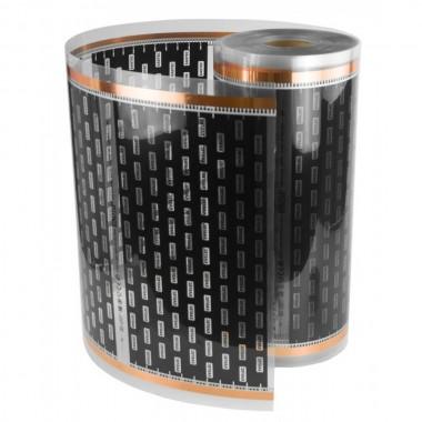 Термопленка EASTEC  инфракрасная отопительная плёнка шириной 100 см